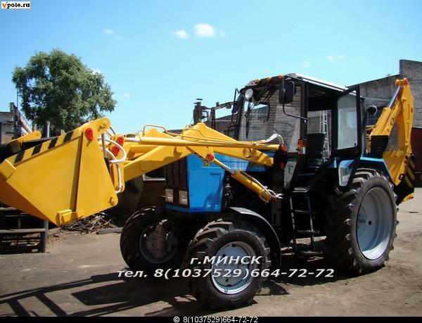 Трактор Беларус 892: продажа, цена в Казани. тракторы от.