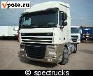 DAF XF105.460 Super Space Cab