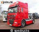 DAF XF105.510 Super Space Cub